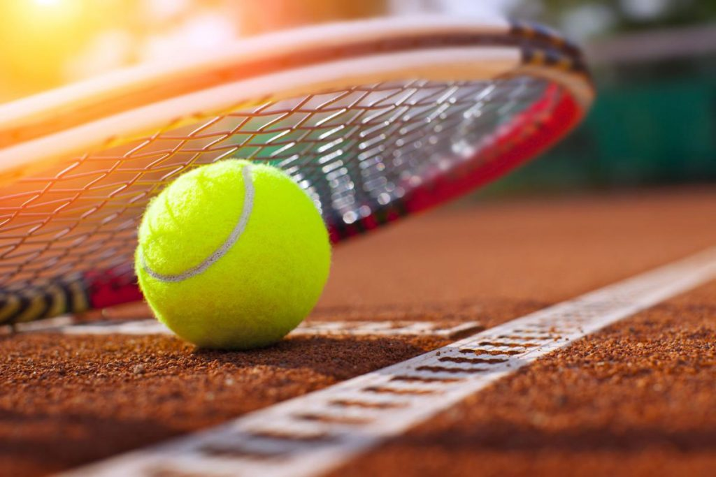 tennis online tips